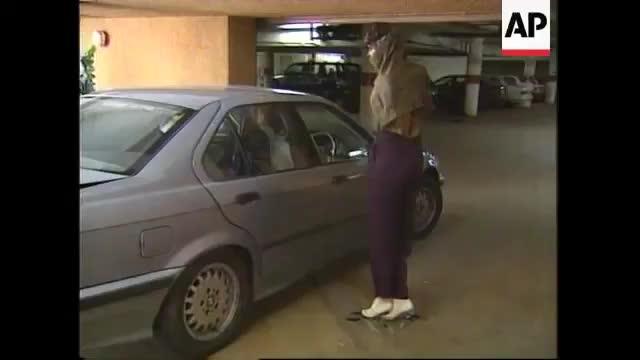 South Africa Anti Carjacking Flamethrower. .. I want