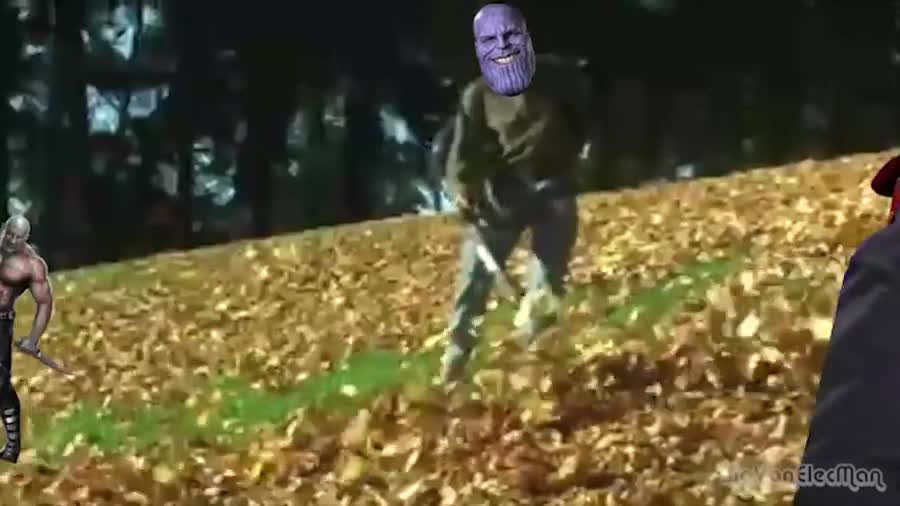 Stop it Thanos. join list: MarvelStuff (205 subs)Mention History join list:. that evoked an unreasonable amount of laughs out of me