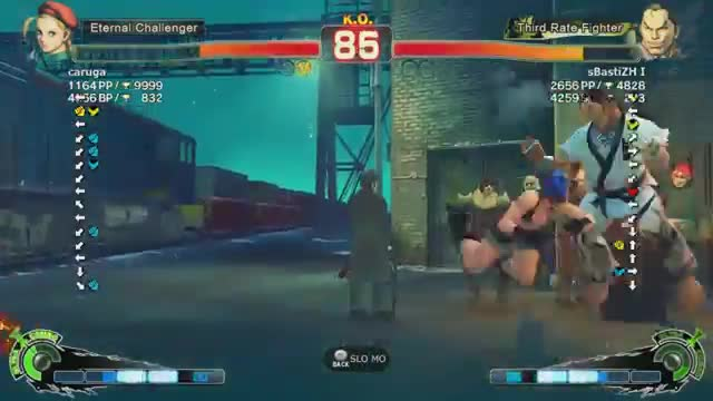 USF4 Dan shenaans. And finally, my favorite one!.. join list: SaikyoFightersMention History