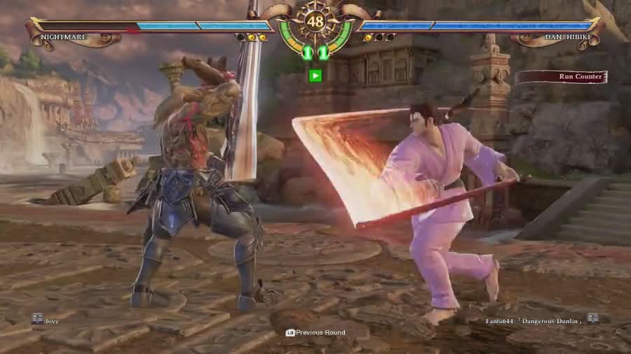 My clutch is going gre- Oh.. join list: SaikyoFighters (329 subs)Mention History ^ Fighting games list.. The pink guy was me And I learned a valuable lesson.