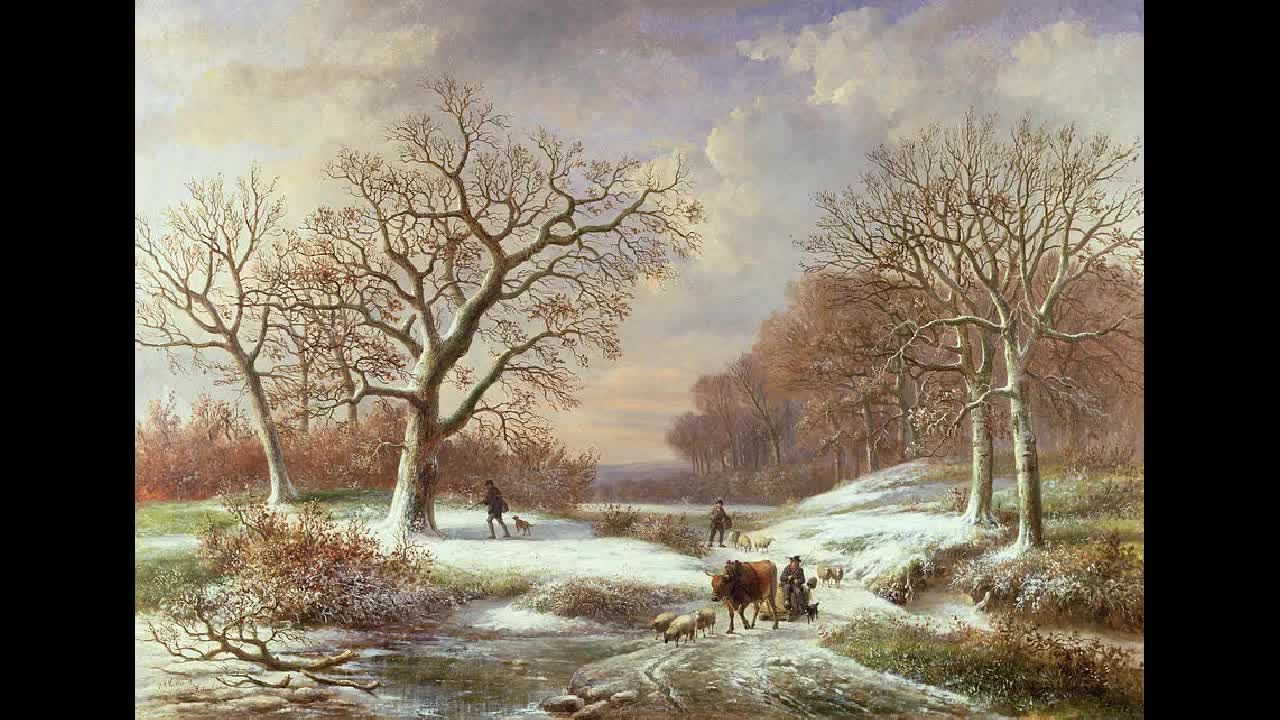 Isolated trash dreams. Now time for a message from our sponsor join list: GypsyTrash (3784 subs)Mention History Axian - Seasons Change Painting : Winter Landsca