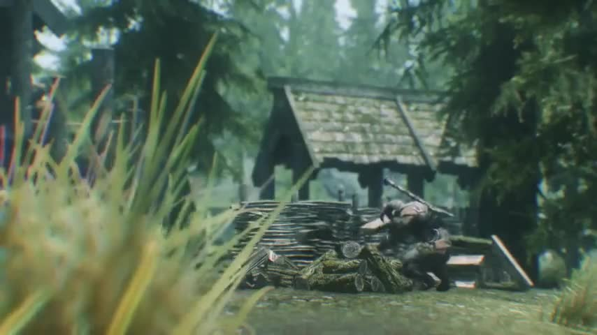 Skyrim - Keep a song in your heart. .