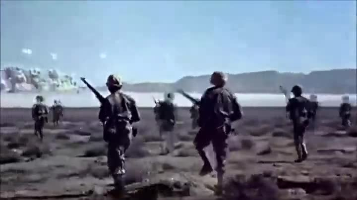 bright side of life. join list: WorldWar (869 subs)Mention History.. Why would you walk towards the explosion like that? What could they possibly be trying to prove if this is a test?