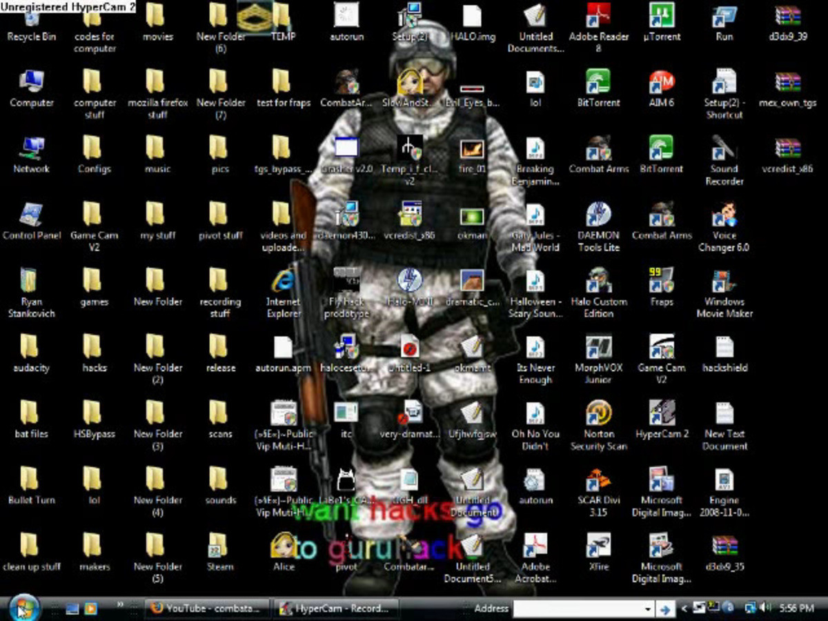 2008 Desktop. .. OH NO YOU DIDNT Sucka tried to play me, but you never payed me, never! Oh no you didn't! Payback is a coming, you will be running, forever! Oh no you didn't! Un
