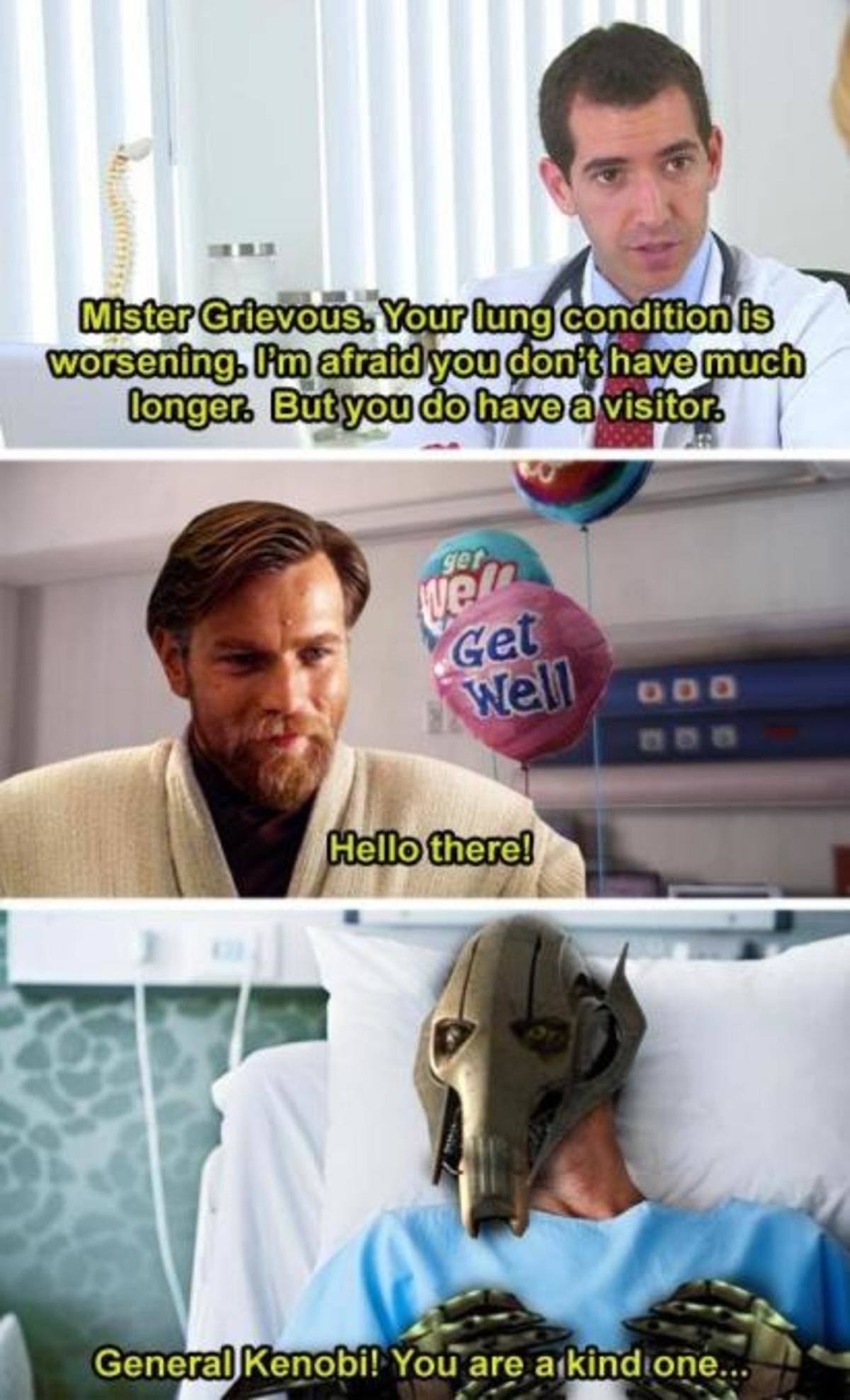 """A surprise to be sure. join list: StarWarsStuff (288 subs)Mention History join list:. """"Another fine addition to my collection!"""""""
