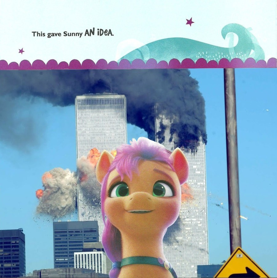 acute Squirrel. .. She and Kermit plotted 9/11