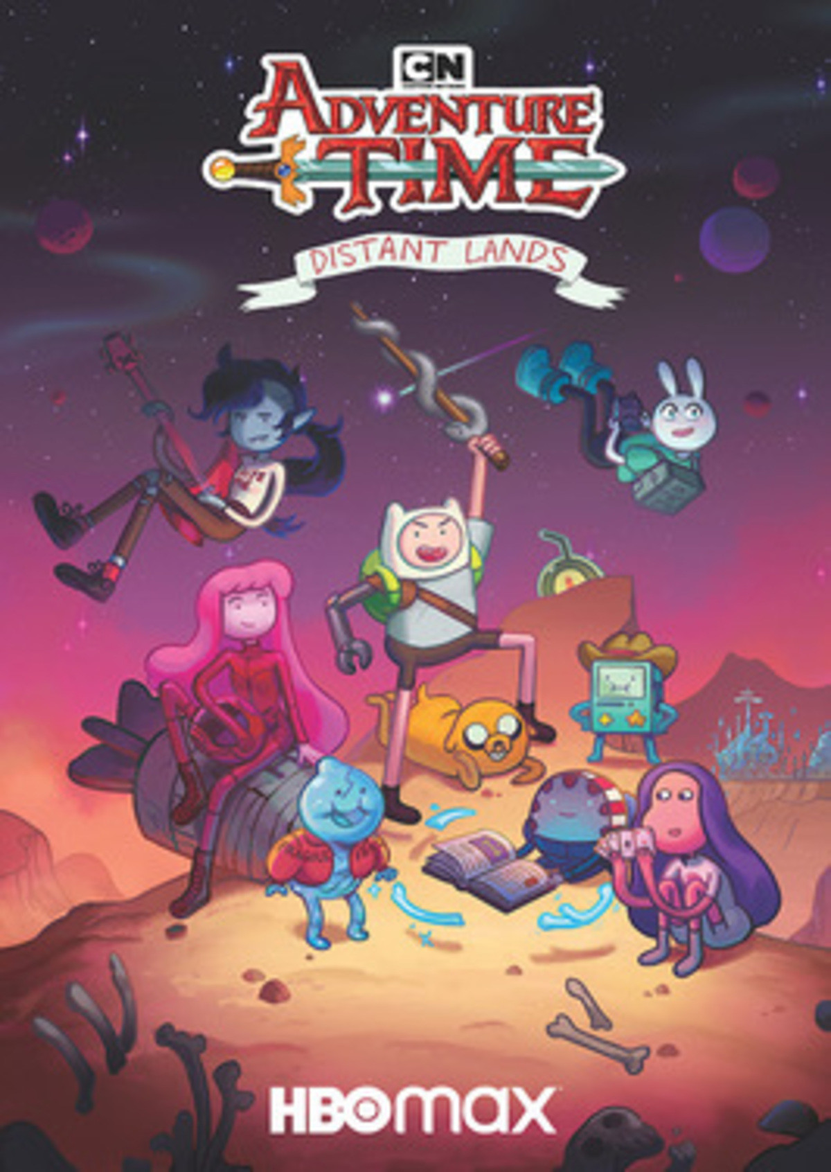 Adventure Time: Distant Lands - Episode 3 - Together Again. .. This. This felt like a real end for the show. More than the final episode. I feel like people will be okay with this.