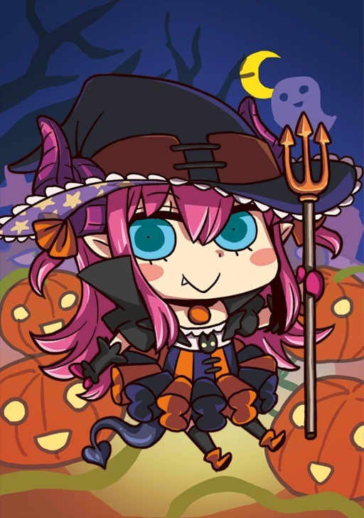 All my event sevants. join list: OdaDemonKing (43 subs)Mention History join list:.  Chacha was my first Event servant and I didn't even get all her mats
