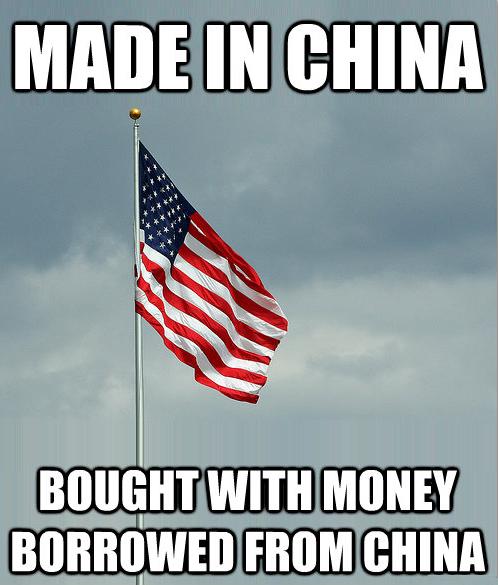American Flag. .