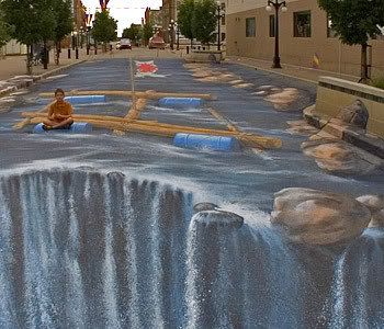 awesome street painting. .