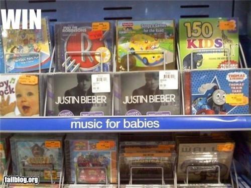 baby music. not original.