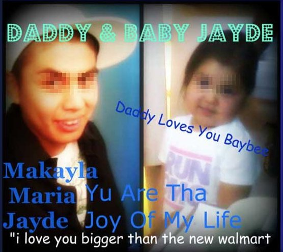 Baby Daddy. The new walmart, eh?. i love you bigger than III; The! new wal mart