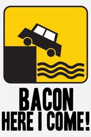 bacon. yum... bacon...