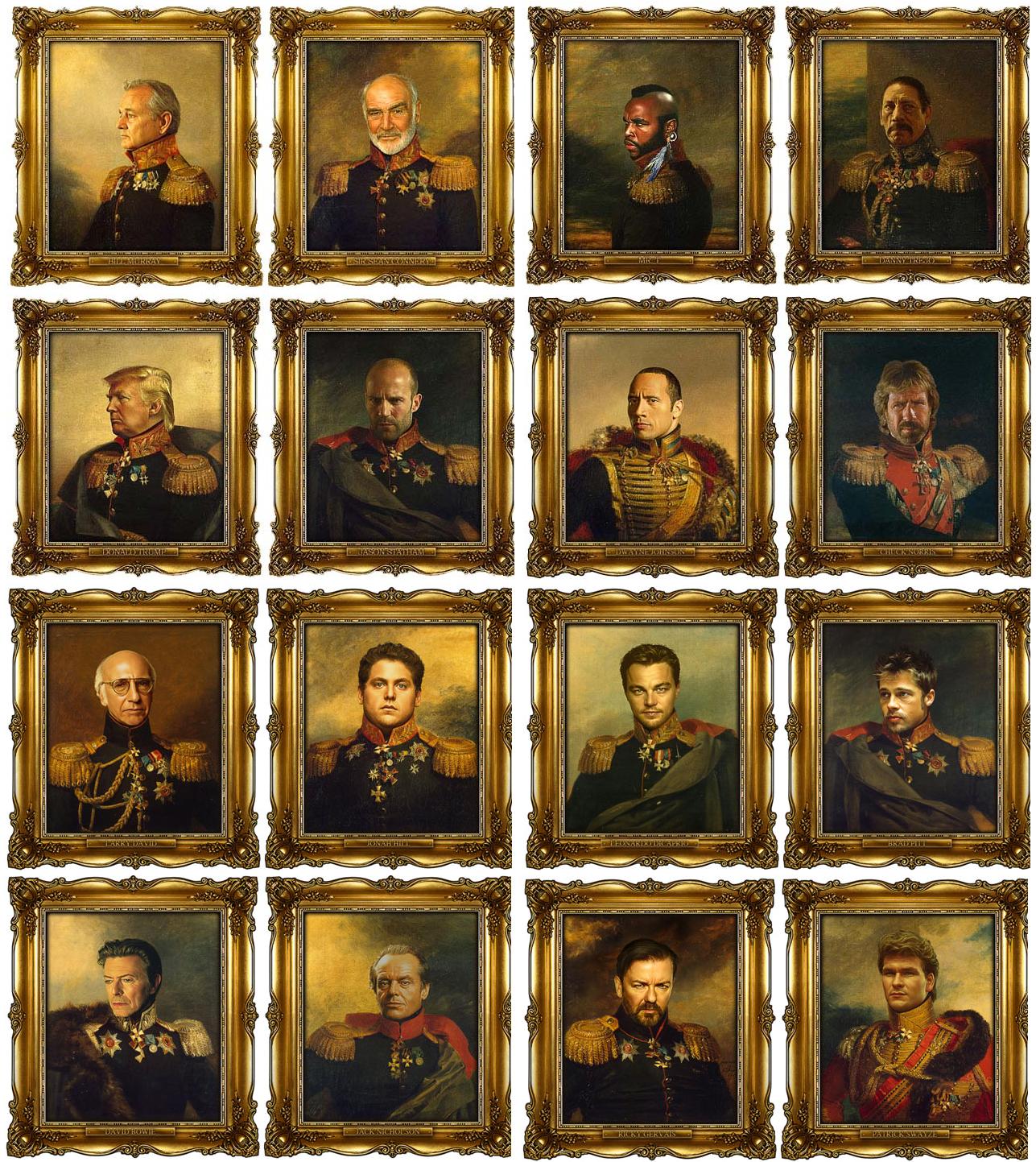 Bad Ass Generals Pt. 2. .. WHERE THE IS EWAN MACGREGOR??!?!?!!!?!?!?!?!?!?!?!?one?!?!?!1?!?!?