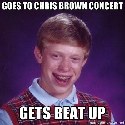 Bad Luck Brian. . new It! cums BENIN t? ' I'