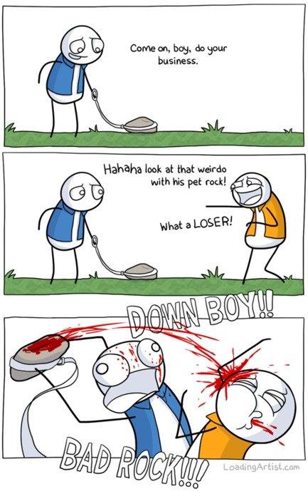 Bad Rock. .