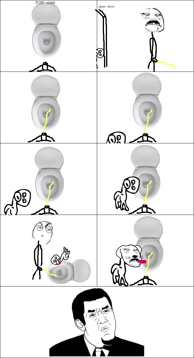 bad dog. .. lol