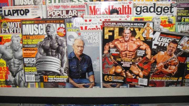 Badass of the Year. me and my friends went to walmart one night and found these magazines. OC.. dude i just saw this in walmart in new york cuz ima boss lololololololol blowme