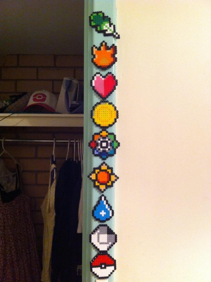 Badges. .