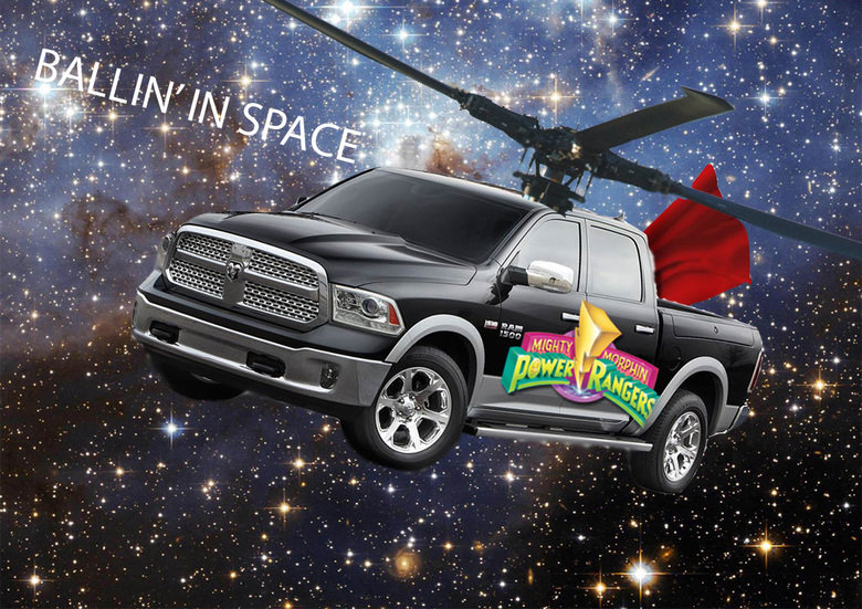 BALLIN, SHOT CALLIN. Ballin in space. Quick shop I made for a friend, and it's of course OC! Feel free to use as reaction image.