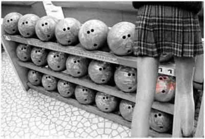 Balls. .. Guys, look at this!