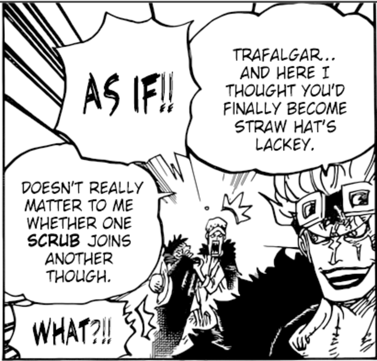 Based Kid. join list: onepiece (236 subs)Mention History.. Funniest panel in a while