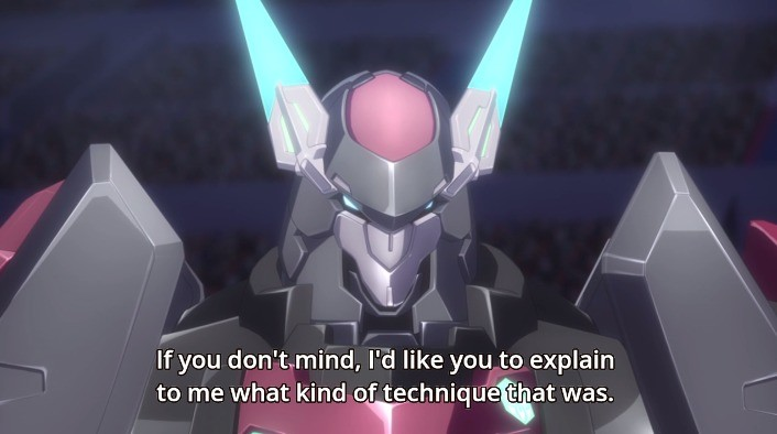 basically every anime ever. sauce is called Gakusen Toshi Asterisk, it's actually really good if you like magic swords and robots.. Wynn dortmund, I' d like you