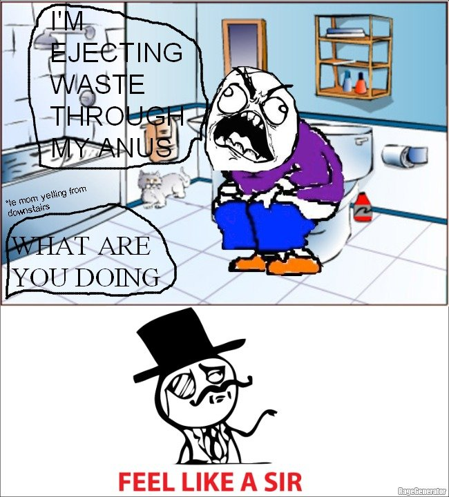 Bathroom. OC.. Fixed, Closeenough.jpg Op, learn to ORDER YOUR COMIC QUOTE BUBBLES!