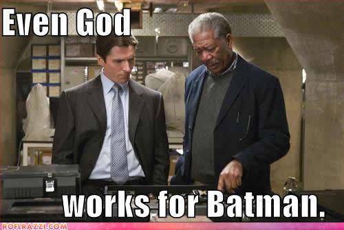 batman. . at A at mall.