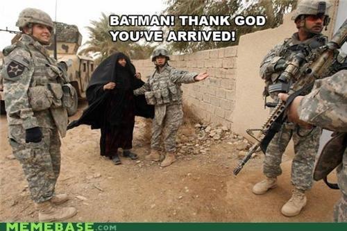 Batman. .