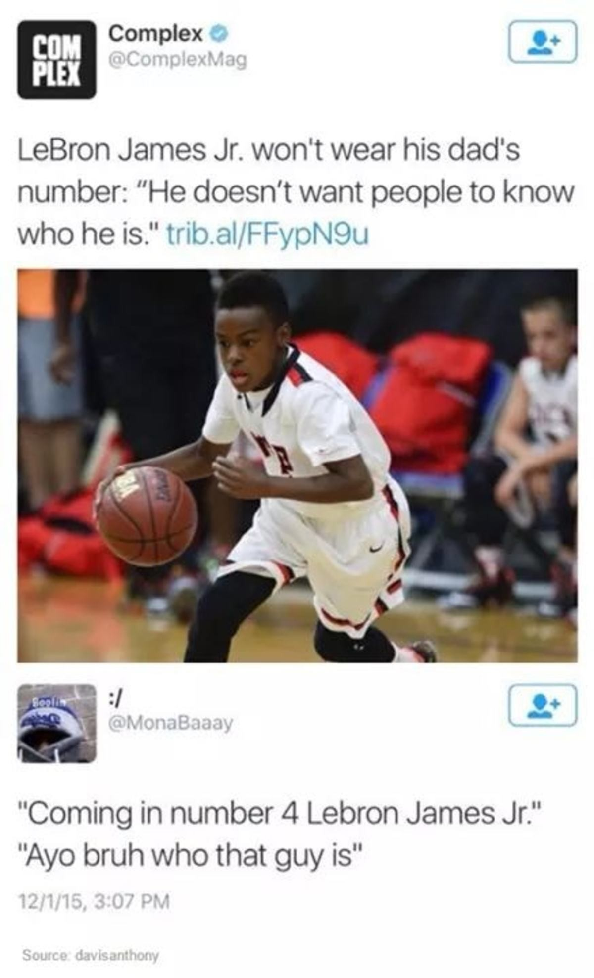 BBALL. .. why do blacks have to butcher the english language?
