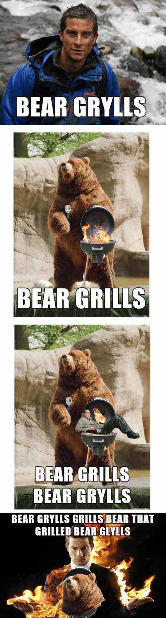 Bear Grills Grylls. . miauri, ) uidi, garus. We deeply need to go more LoonerdoughCapricorn.jpeg