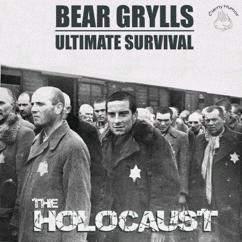 Bear Grylls The Ultimate Survival. . mu ile.! lla' I' ' I' E SURVIVAL. He has definitely earned his gold star..