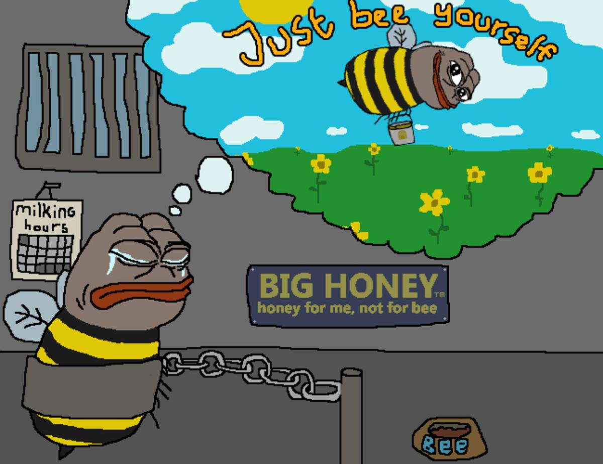 bee. .. That's so sad Alexa, play desbeecito