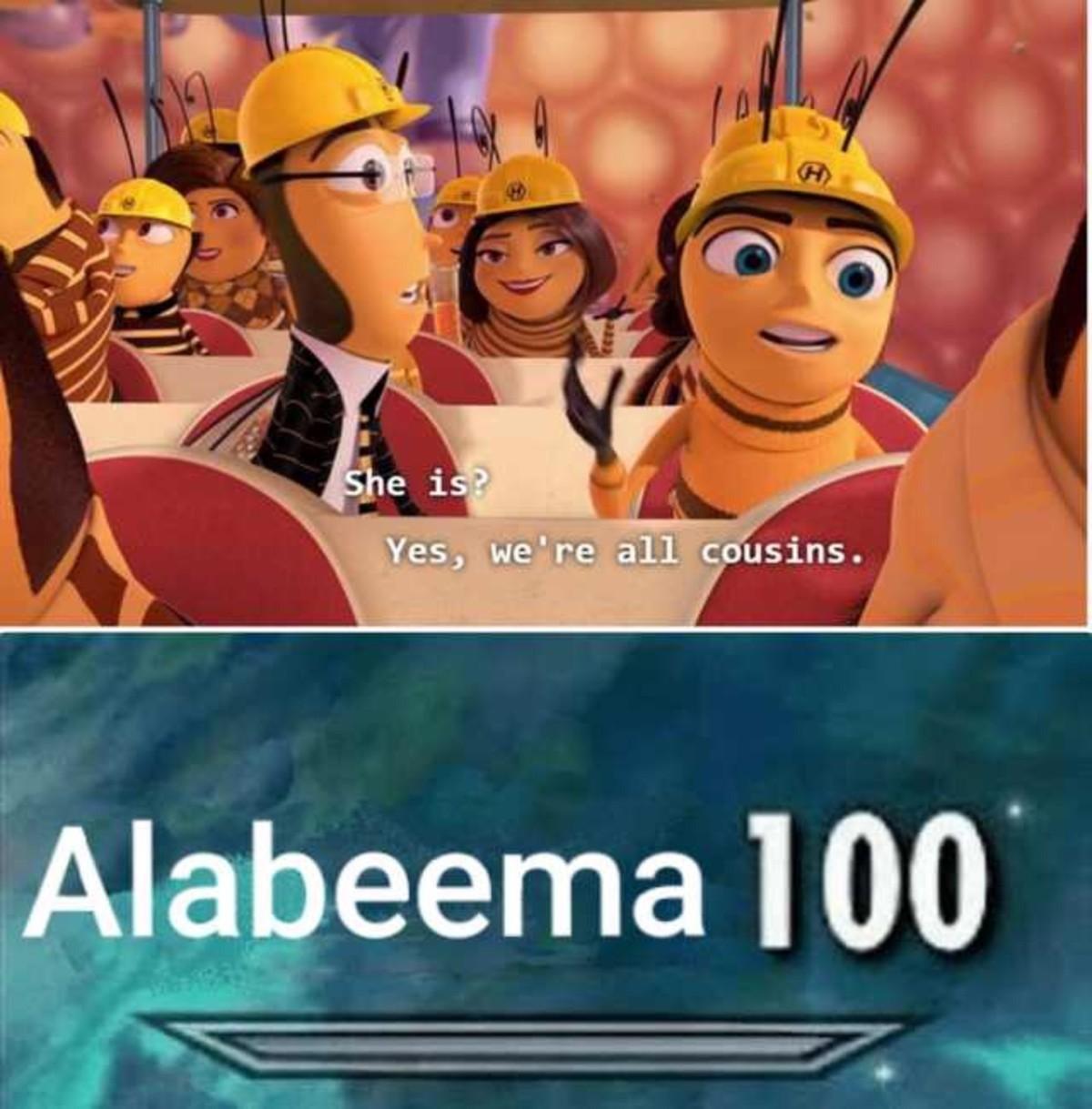 bee. .