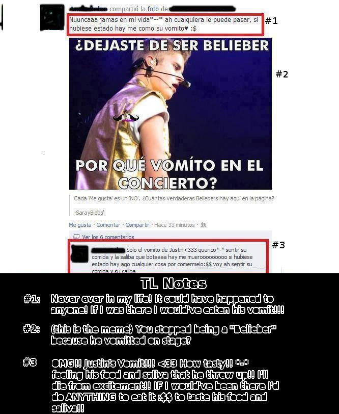 """Beliebers kill FB.. going to Google+. If you like One Piece and Fairy Tail Then check out my forum. Strawhatguild.com. tag) i? BELIEBER llooll) u"""" Mam We MBI as"""