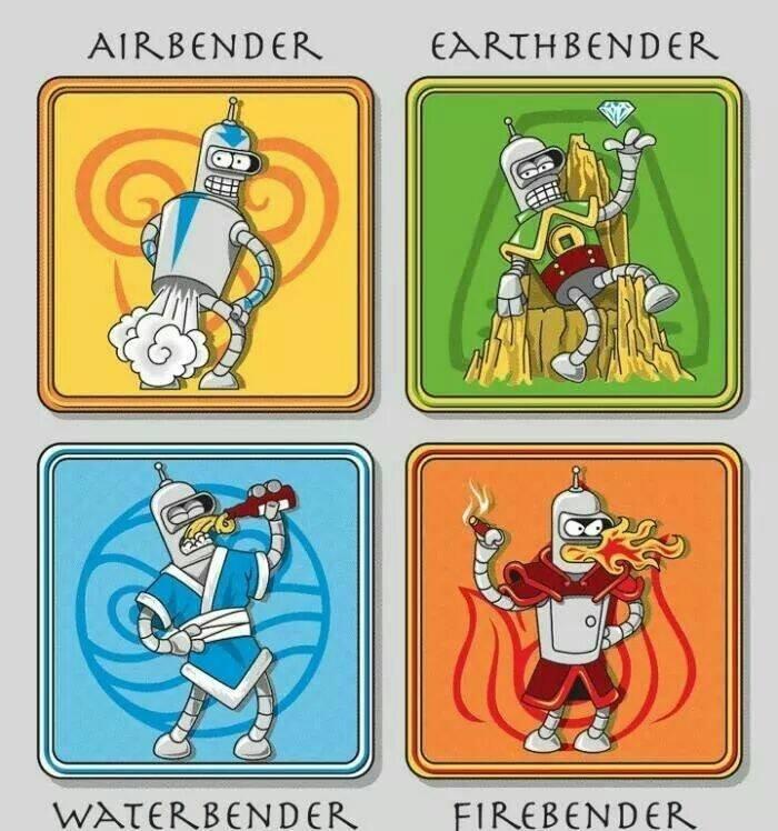 Bender(s). .