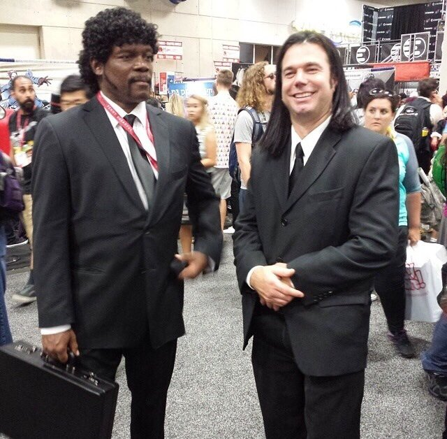 Best Comic-Con cosplay this year. From the reddit frontpage..
