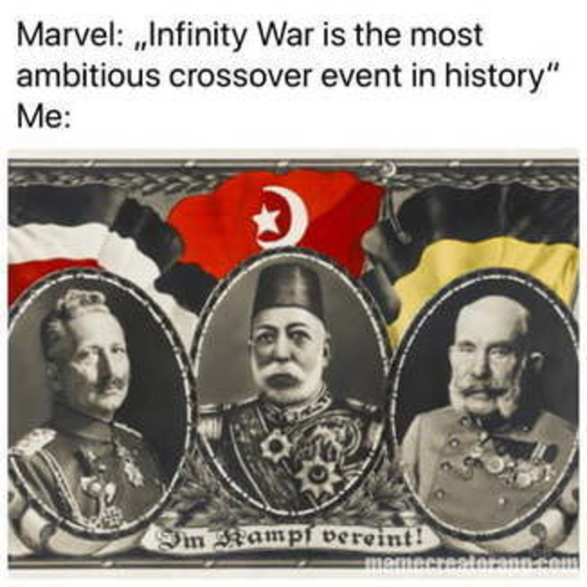Best Crossover. .. Literally who?