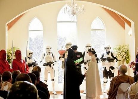 best wedding ever. Hehe. Captcha was 911..