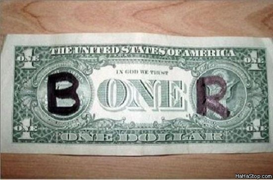 Best Dollar Ever!!!!. Boner in one dollar bill xD. Halli . corn. i guess your trying to... puts on sunglasses stimulate our economy