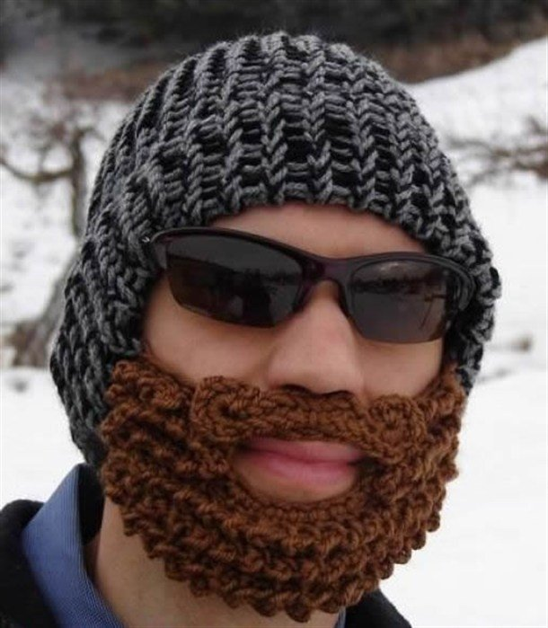 Best Winter Hat Ever. In Michigan...this thing would sell like water...so cold, and this things so awesome.. This would sell really good in Texas to