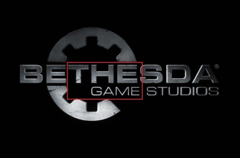 Bethesda has been trolling us. my face when.. I've seen this four times now. What the !?