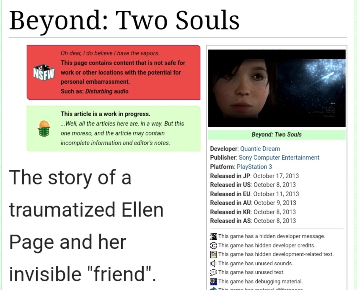 Beyond two souls rape. .. David Cage possibly has virtual fetish porn of Ellen Page stored in his desk somewhere