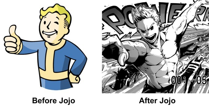 bf. . Before Jojo After Jojo. Stand Name  Power A Speed B Range D Durability A Precision D Potential D Power Nuclear Energy Uses nuking the out of everything