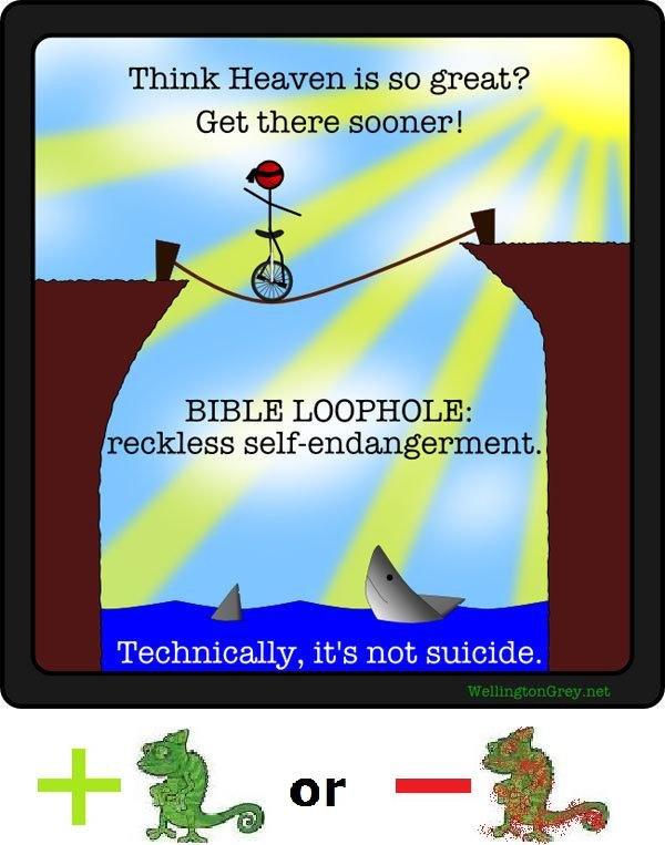 Bible Loophole. .
