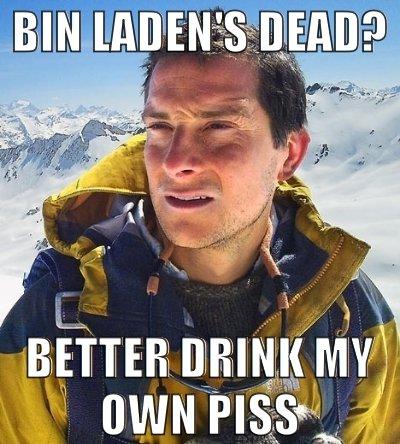 Bin Laden Dead?. .