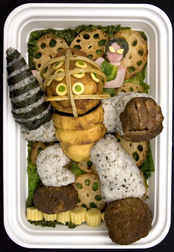Bioshock Food. Found while Stumbling.. bahaha. i love stumbling :D