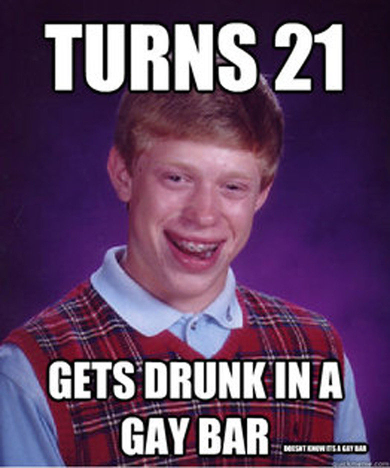 BLB turns 21. its my 21 birthday today FJ and im hoping this doesnt happen to me tonight!.. what if he is gay?