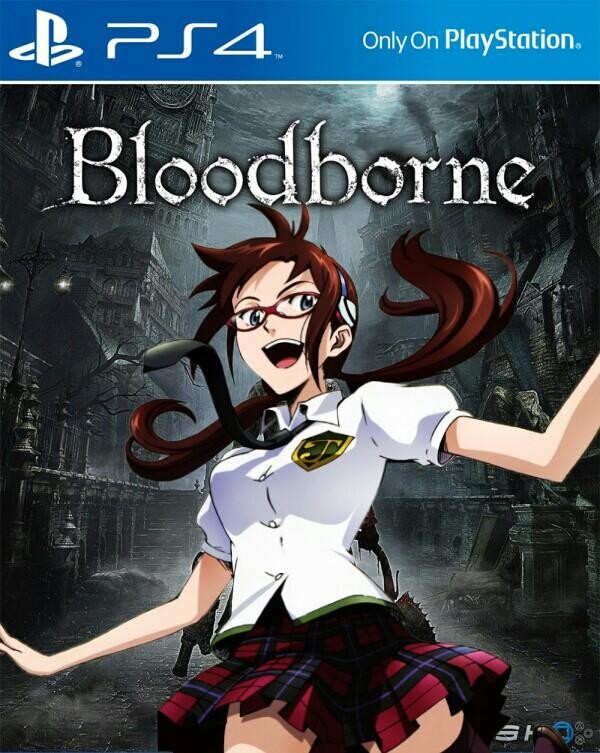 Bloodborne cover edit. join list: Animango (894 subs)Mention History join list: